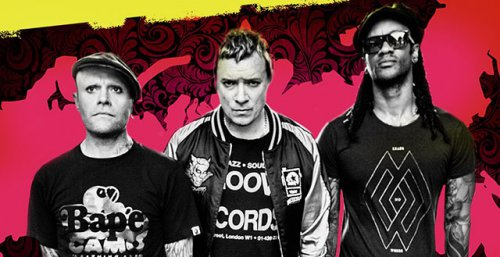 The Prodigy Russian Tour 2016