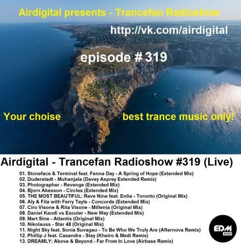 Airdigital - Trancefan Radioshow #319