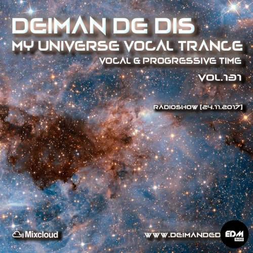 Deiman de Dis - My Universe Vocal Trance #131