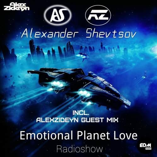 Alexander Shevtsov - Emotional Planet Love #063