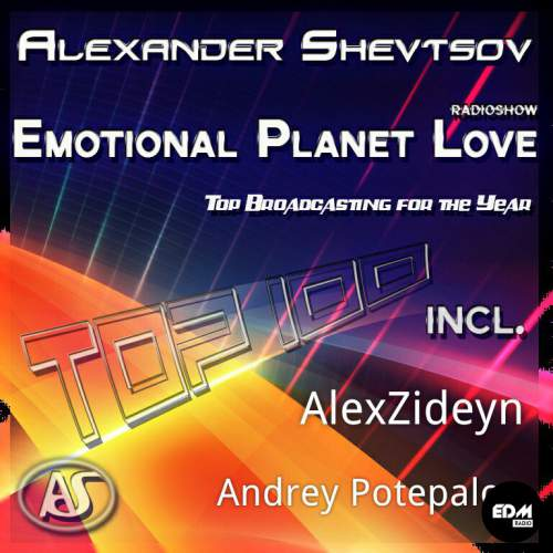 Alexander Shevtsov - Emotional Planet Love #066